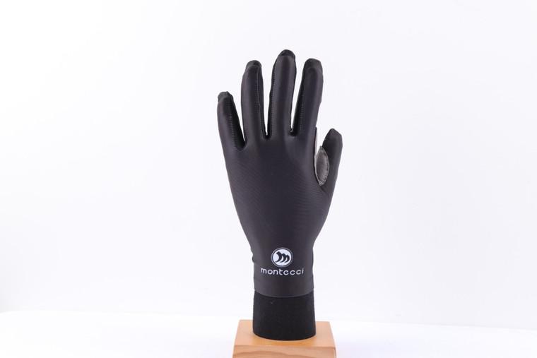 Black Long Finger Gloves