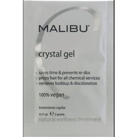 Malibu C Crystal Gel Wellness Treatment - 12 Packettes