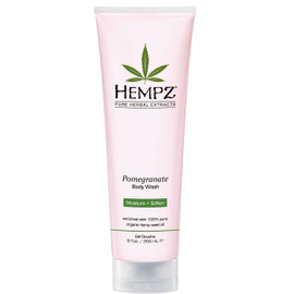 Hempz Pomegranate Herbal Body Wash 9 Oz.