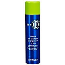 It's A 10 Miracle Dry Shampooing Conditioner In One 6 Oz.