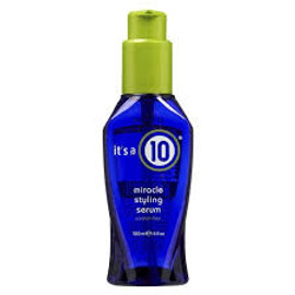 It's A 10 Miracle Styling Serum 4 Oz.