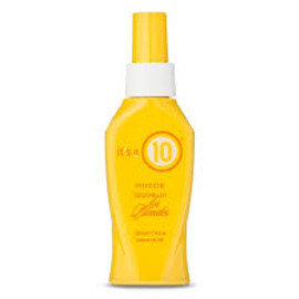 It's A 10 Miracle Leave-in for Blondes 4 Oz.