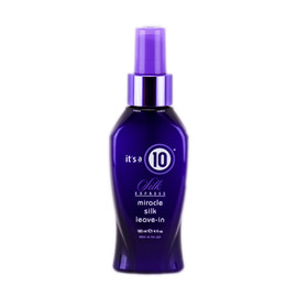 It's A 10 Miracle Silk Leave In 4 Oz.