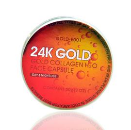 KEV.C 24K Gold Collagen H20 Face Capsule 50 g