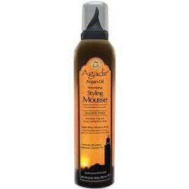 Agadir Argan Oil Volumizing Styling Mousse 8.5 Oz.