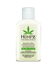 Hempz Sensitive Skin Herbal Body  Moisturizers 2.25 Oz.