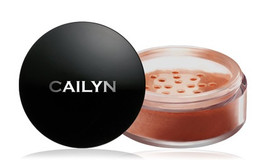 CAILYN Deluxe Mineral Blush Powder Dusty Rose 0.32 Oz.