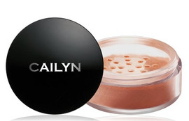 CAILYN Deluxe Mineral Blush Powder Peach Pink 0.32 Oz.