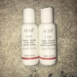 Keune Care Tinta Color Shampoo & Conditioner 2.7 Oz. (Travel Set)