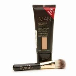 Iman Luxury Radiance Liquid Makeup 1 Fl. Oz. (Earth 4)