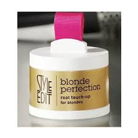 Style Edit Blond Perfection Root Touch Up Powder 0.13 Oz. Medium Blond