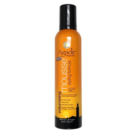 Agadir Argan Oil Volumizing Styling Mousse -   8.5 Oz.