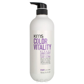 KMS Color Vitality Blonde Conditioner 25.3 Oz. / 750 mL
