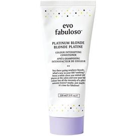 Evo Fabuloso Color Intensifying Conditioner Platinum Blonde (220mL)