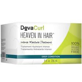 DevaCurl Heaven-in Hair Moisture Treatment, 8Oz.