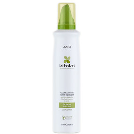 Kitoko Volume Enhance Active Treatment 8.5 Oz. / 250 mL