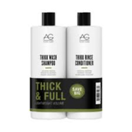 AG Hair Volume Shampoo, Conditioner 1 L.  (DUO)