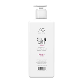 AG Hair Sterling Silver Shampoo 1/2 Gallon