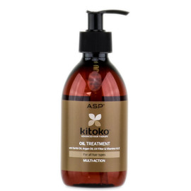 Kitoko Oil Treatment 9.8 Oz. / 290 mL