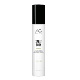 AG Hair Spray Body Soft Hold Volumizer 5 Oz.