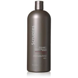 Scruples Clearet Dandruff & Deodorizing Shampoo  33.8 Fl. Oz.