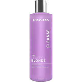 Pravana The Perfect Blonde Purple Toning Shampoo 11.0 Oz.