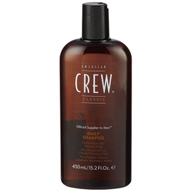 American Crew Daily Shampoo for Normal to Oily Hair and Scalp  15.2 Fl. Oz.