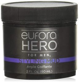 Eufora Hero for Men Styling Mud, 2 Oz.
