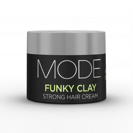 Affinage Funky Clay Strong Hair Cream 2.5 Oz. / 75 mL