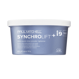 Paul Mitchell Syncrolift Ultra-Quick Blue Powder Lightener 9 - 14.1 Oz.