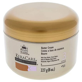 Avlon Keracare Natural Textures Butter Cream 8 Oz.