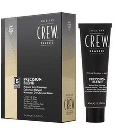 American Crew Men's Precision Blend Light 3-Pack