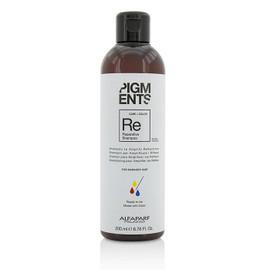 AlfaParf Pigments Reparative Shampoo For Damaged Hair 200 mL