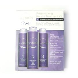 Trissola True Trial Restructuring Keratin Treatment Kit 1.7 Fl.Oz.