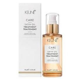 Keune Care Satin Oil Treatment 3.2 Oz. For Dull Hair