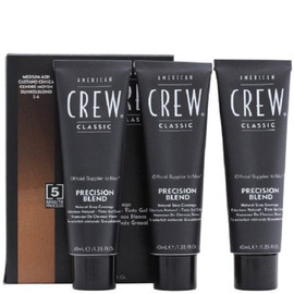 American Crew Precision Blend Hair Dye, Medium Ash, 1.35 Oz.