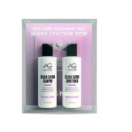 AG Hair Colour Savour Gloss Shampoo, Conditioner, Mask