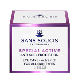 Sans Soucis Anti Age Active Firming Eye Creme  Extra Rich 15 ml