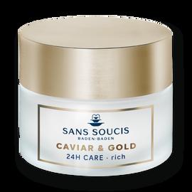 Sans Soucis Caviar & Gold 24h Care Rich 50 mL