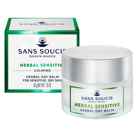 Sans Soucis Herbal Sensitive Herbal Day Balm 200 mL.