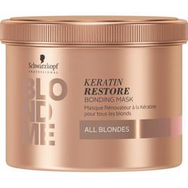Schwarzkopf Professional BlondMe All Blondes Keratin Restore Bonding Mask 16.9oz