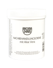 AromaDerm After Treatment Cream Aloe Vera 34 Oz./1000 Ml.