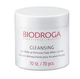 Biodroga Cleansing Eye Makeup Remover Pads (70 pads)