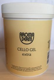 AromaDerm CELLO GEL Extra 33.8 Oz.