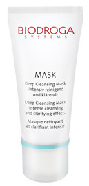 Biodroga Deep Cleansing Mask 50 mL