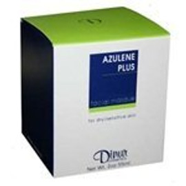 Dinur Azulene Emulsion Day Cream Dry/Sensitive Skin 2 Oz.