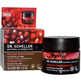 Dr.Scheller Organic Pomegranate Anti-Wrinkle Care Day 1.8 Oz.