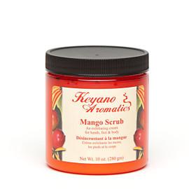 Keyano Mango Scrub 10 Oz.