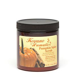 Keyano Pumpkin Spice Scrub 10 Oz.