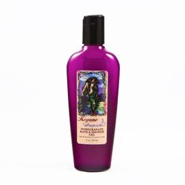 Keyano Pomegranate Bath & Shower Gel 8 Oz.